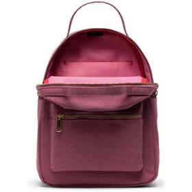 Herschel Nova Small Backpack 14l deco rose slub